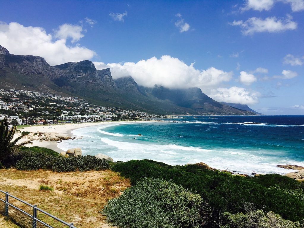 cape town sea view