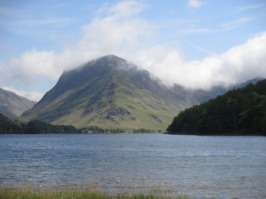 Fleetwith Pike in Cumbria