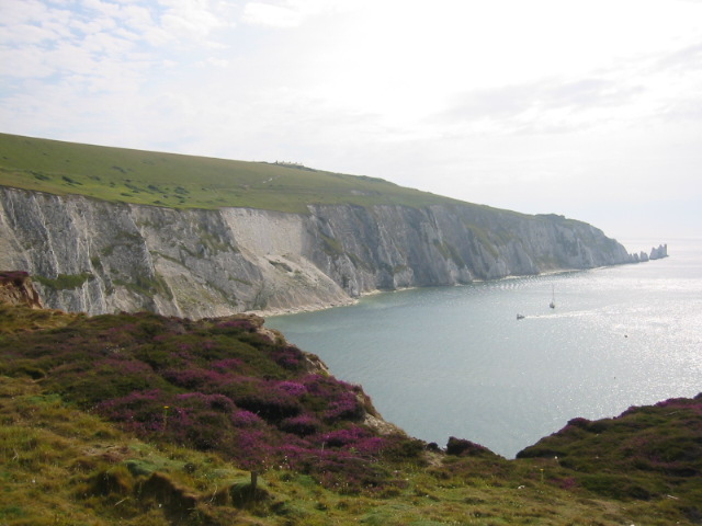 Isle Of Wight Cliffs